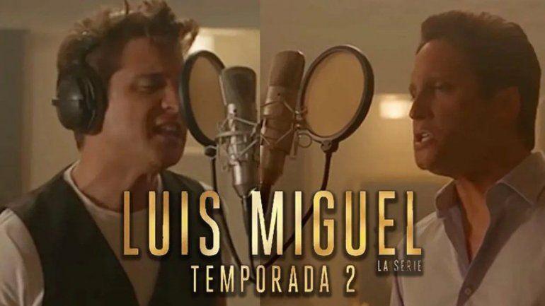 Furor por el estreno de la nueva temporada de la serie de Luis Miguel