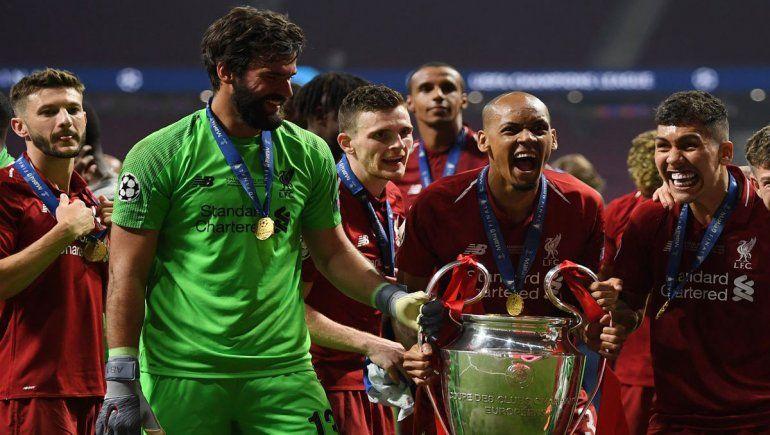 Liverpool será el equipo más perjudicado por la sanción de FIFA a los clubes de la Premier League.