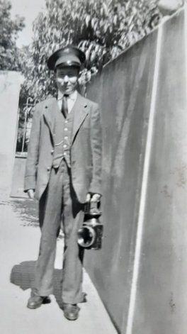 Bernardo Nielsen.