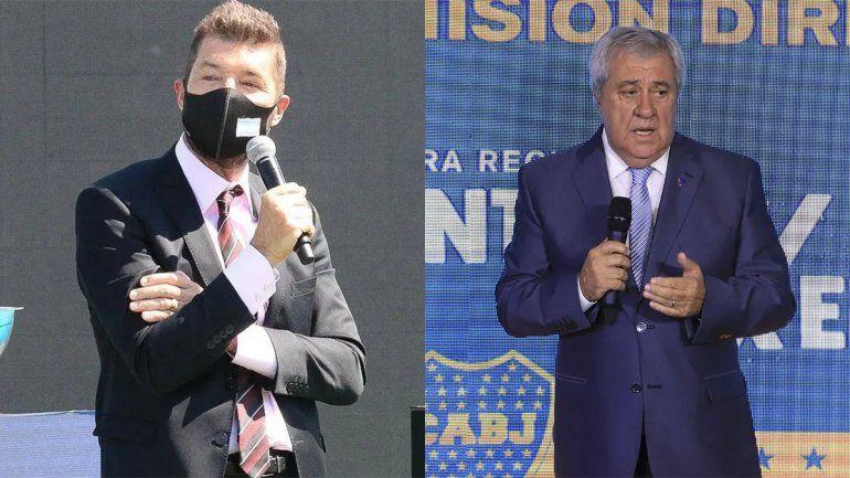 Video: La grosera y polémica respuesta del traidor Tinelli a Boca en su programa