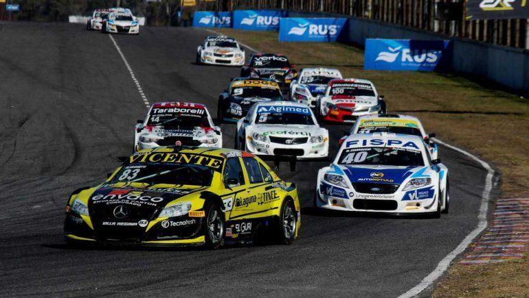 El Top Race correrá su quinta fecha del año en San Nicolás