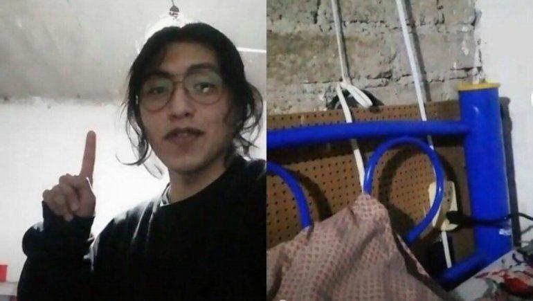TikTok: un joven mostró su habitación tercermundista y se hizo viral