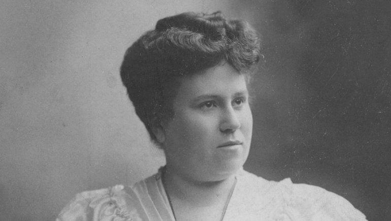 Julieta Lanteri, inspiración de la ley del voto femenino.