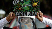 copa america: preocupa la cantidad de casos de covid en los planteles