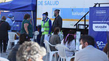 Se mantienen las muertes en Neuquén: se registraron 7 el lunes