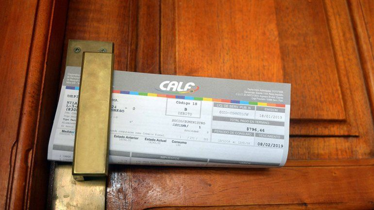 Cuánto se pagará de luz a partir del nuevo contrato de CALF