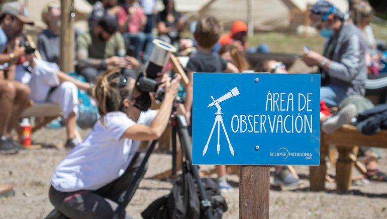 Turismo destacó que el eclipse genera un mayor desafío