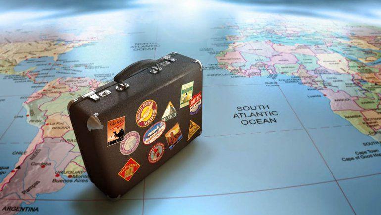 Vuelve el turismo internacional en medio de la pandemia de Covid-19.