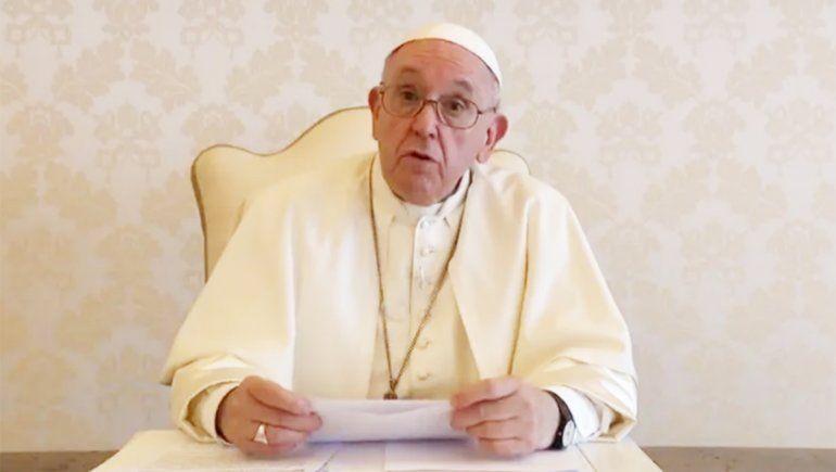 Francisco calificó al aborto de homicidio y apoyó a la unión civil entre homosexuales