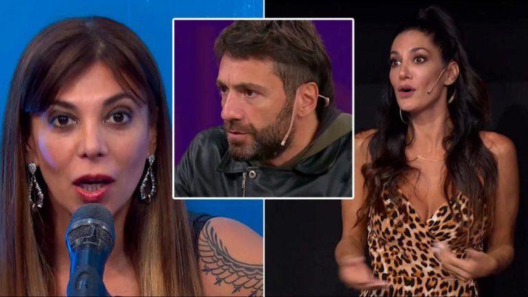 ¿Hay poliamor?: Capristo, Conti y Escudero se tiran con todo