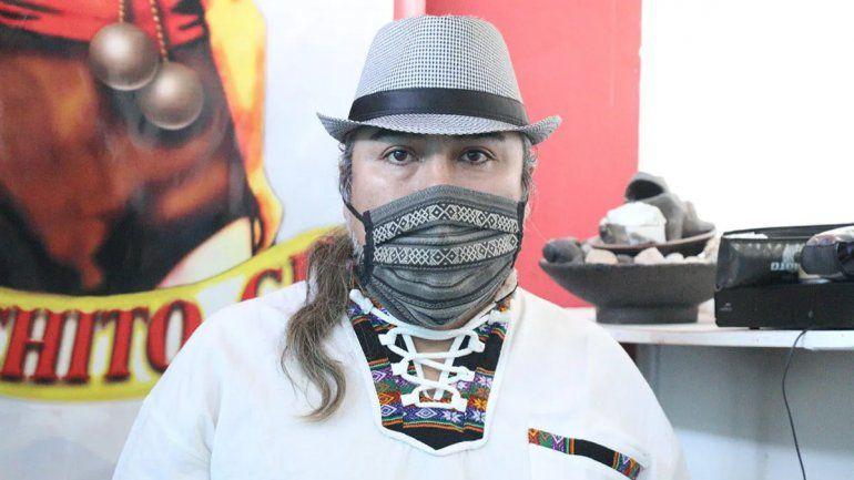 El Brujo Atahualpa va por su oro y se la Juega con pálpitos arriesgados