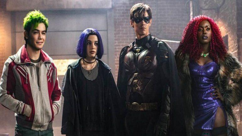 HBO Max: el miedo manda en nueva temporada de Titans