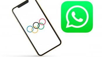 Así podés activar en WhatsApp el chatbot de los Juegos Olímpicos Tokio 2020.