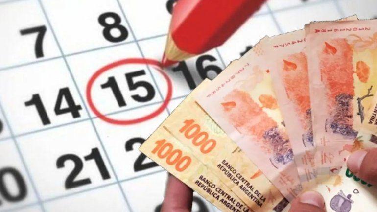 Calendario de pagos de la Anses