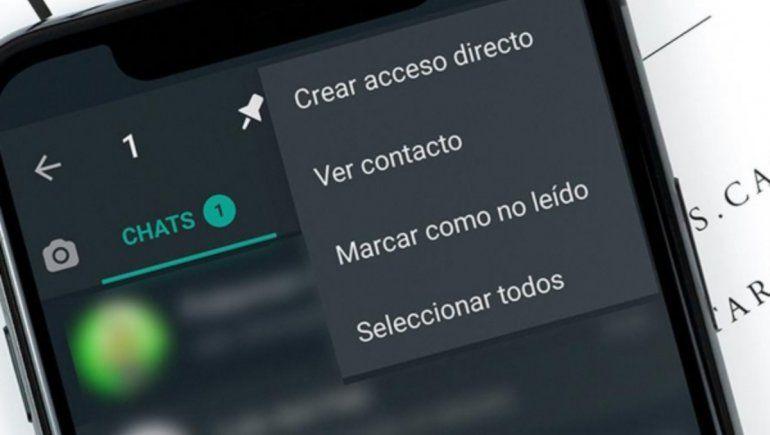 Con este truco de WhatsApp evitarás que se te olvide responder los mensajes acumulados.