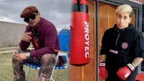 yao cabrera desafio al chino maidana y boxeador prometio que lo iba a fajar