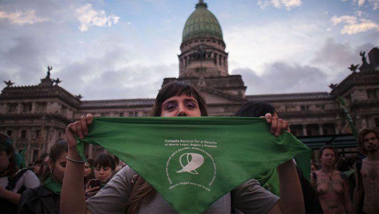 Aborto: arranca el debate y llegará al recinto el 10 de diciembre