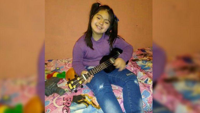 La pequeña de 10 años que se recupera tras 21 días en terapia intensiva