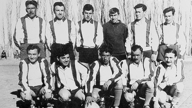 El club que marcó la vida social de los chosmalenses