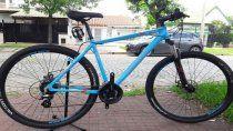 barretearon una cochera y le robaron la bicicleta con la que trabaja