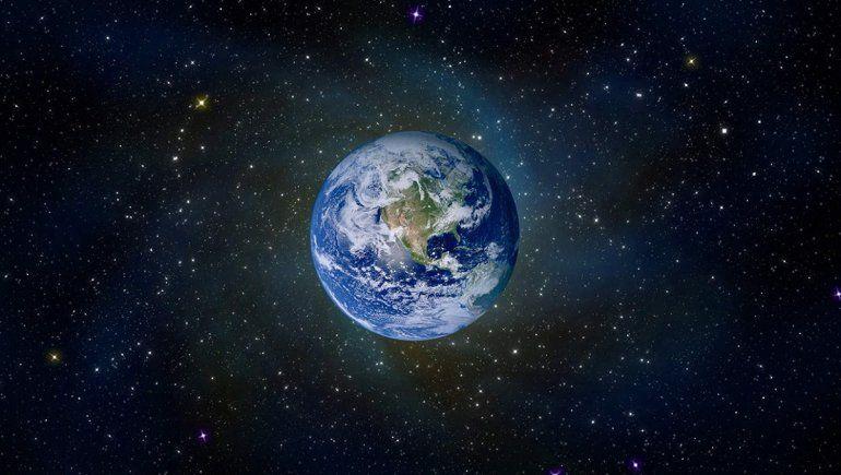 Twitter: video viral de la rotación de la tierra