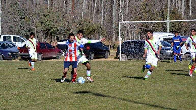 En Cipolletti, vuelve el fútbol de hasta 11 entre amigos