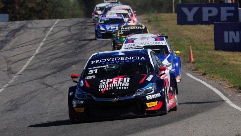 Urcera y Canapino ya tuvieron cuatro encontronazos en pista.