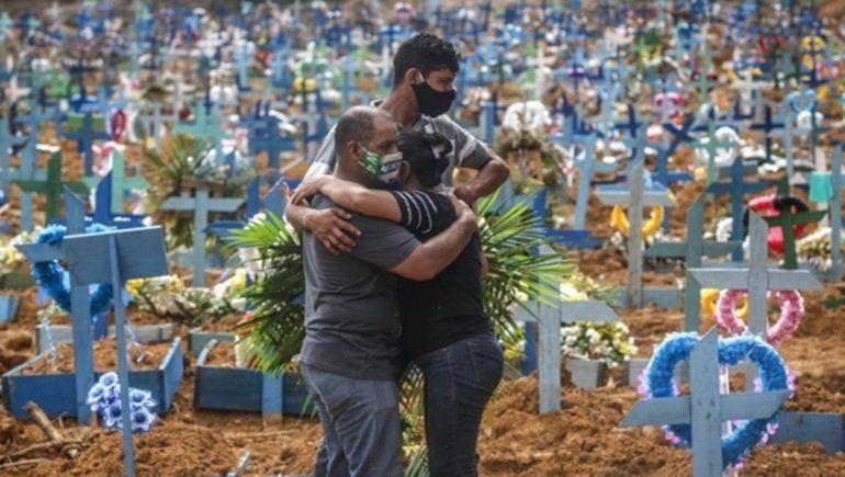 Hay más de 10 millones de casos en el mundo: Brasil, el foco