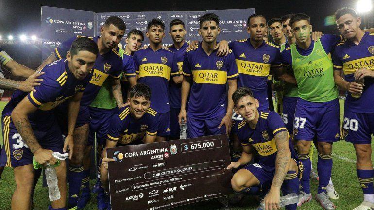 Copa Argentina: inédita y polémica decisión de Boca y la jugada opinión de Vignolo