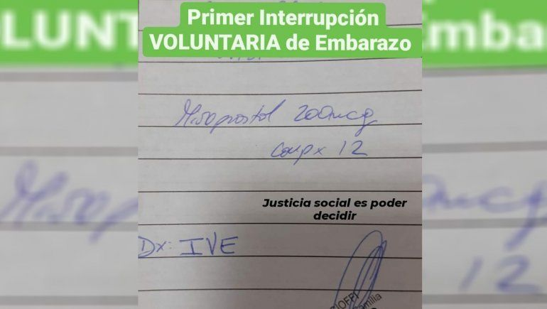 Ya hubo solicitudes en Mendoza — Aborto legal
