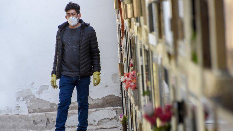 Matías, el testigo de las almas que se llevó la pandemia