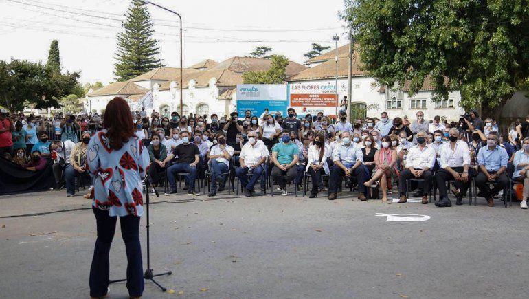 Cristina sobre la deuda: No tenemos plata para pagar