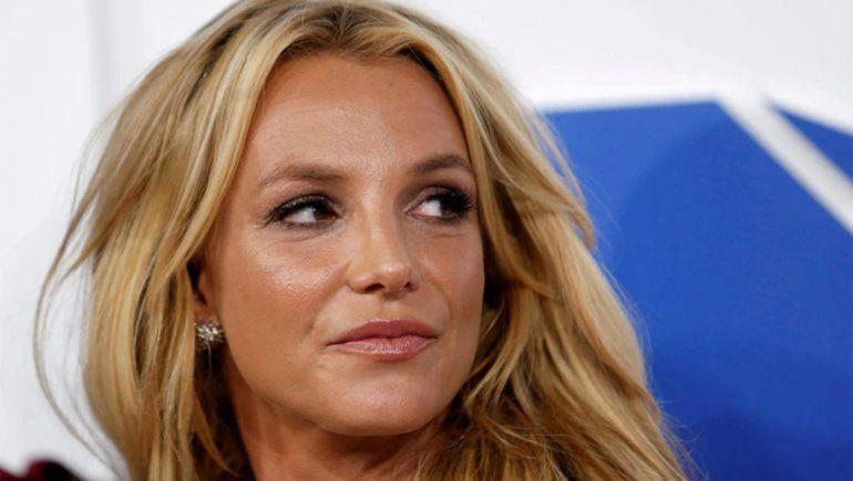 Britney sin shows mientras su padre la siga controlando