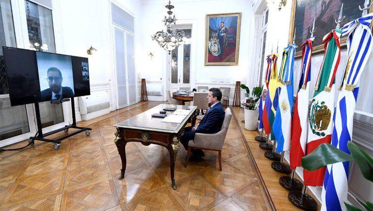 Massa: La lucha contra el terrorismo debe ser un trabajo colectivo de América Latina