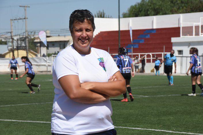 Carolina Magnalardo.
