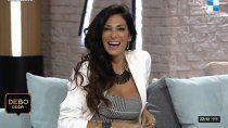 silvina escudero confeso que se beso con noelia marzol: es una hermosa mujer