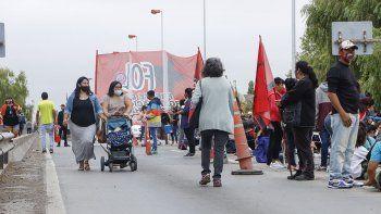galeria de fotos: asi fue el dia de protestas en neuquen