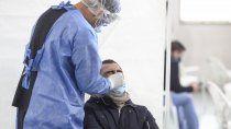 covid: neuquen reporto 6 muertes y otros 155 casos positivos