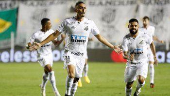 Tras la Libertadores el Santos dejará ir a un jugador