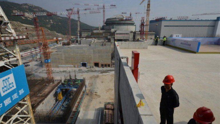 China admite daños en la barras de combustible de central nuclear