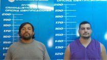 dos presos redujeron a un guardia y se fugaron de comisaria sexta