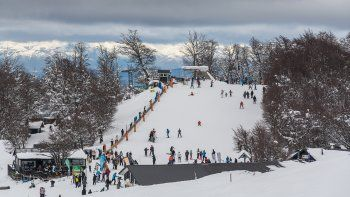 cerro bayo termino la temporada con un saldo de 80 mil visitantes