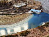 La represa Chihuido I arrastra años de dilaciones.