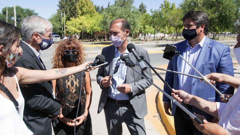 Gutiérrez ratificó el inicio de clases el 3 de marzo con presencialidad alternada