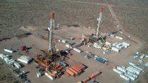 Loma Campana, sobre Vaca Muerta, es un bastión petrolero neuquino.