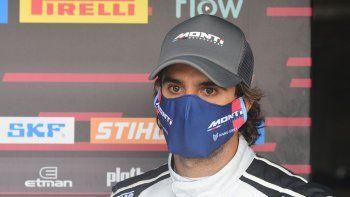 José Manuel Urcera analizó su presente en el Súper TC2000 con el Monti Motorsport