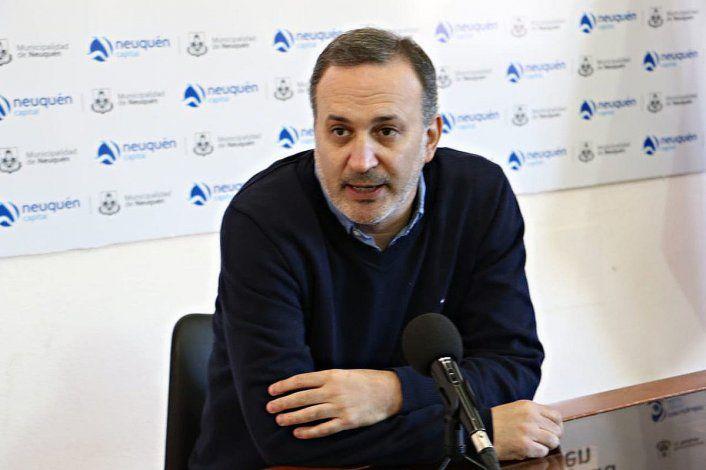 Fernando Schpoliansky, secretario de Finanzas de la Municipalidad.
