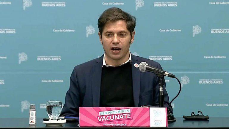 Vacunación: Buenos Aires abrió la inscripción para menores con comorbilidades