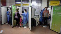 el viernes vacunan a quienes certificaron el riesgo por obesidad
