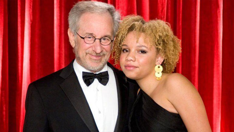 La hija de Spielberg quiere ser una estrella porno